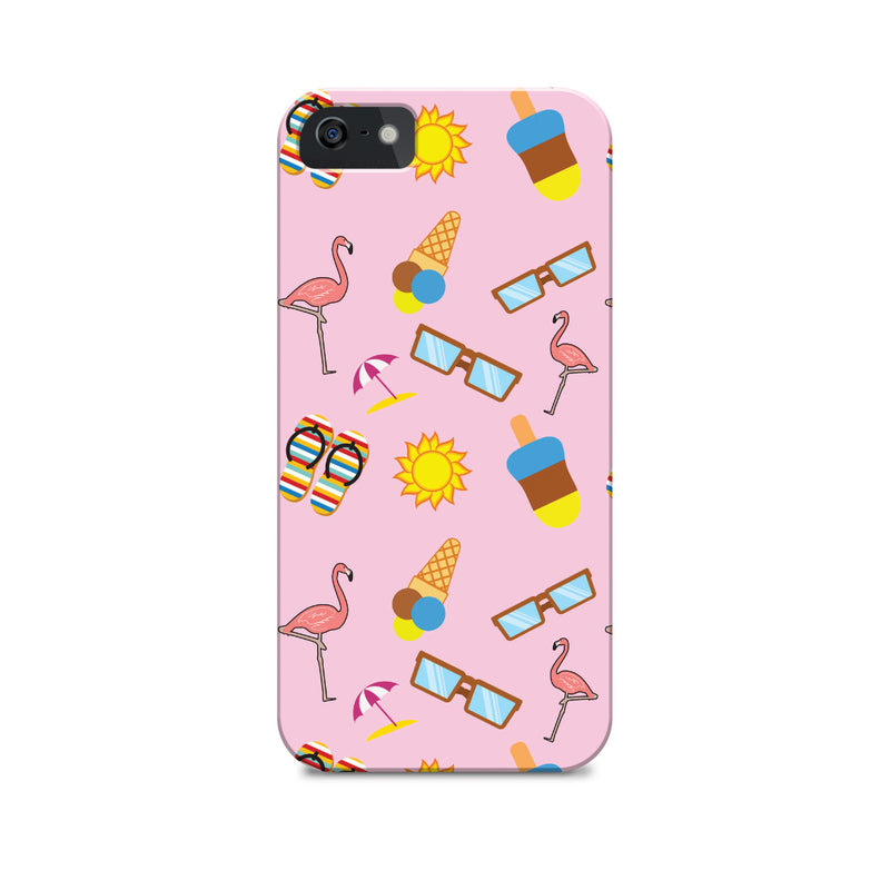 Phone Case - Summer Pattern-PHONE CASES-PropShop24.com