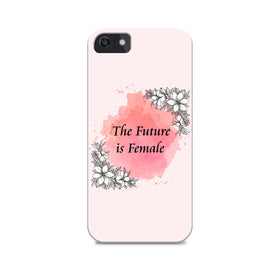 Phone Case - Future Is Female-GADGETS-PropShop24.com