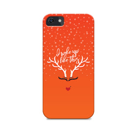 Phone Case - Reindeer With Sass-GADGETS-PropShop24.com