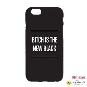 Phone Case - Bitch is the new black-Gadgets-PropShop24.com