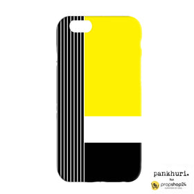 Phone Case - Black and Yellow-Phone Cases-PropShop24.com