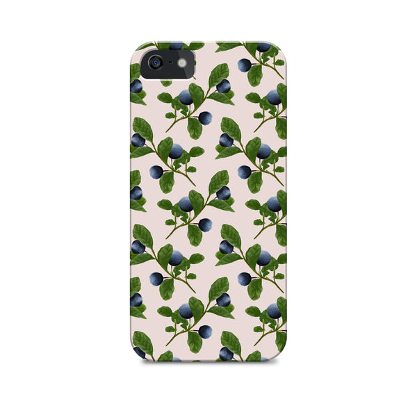 Phone Case - Blueberries-GADGETS-PropShop24.com