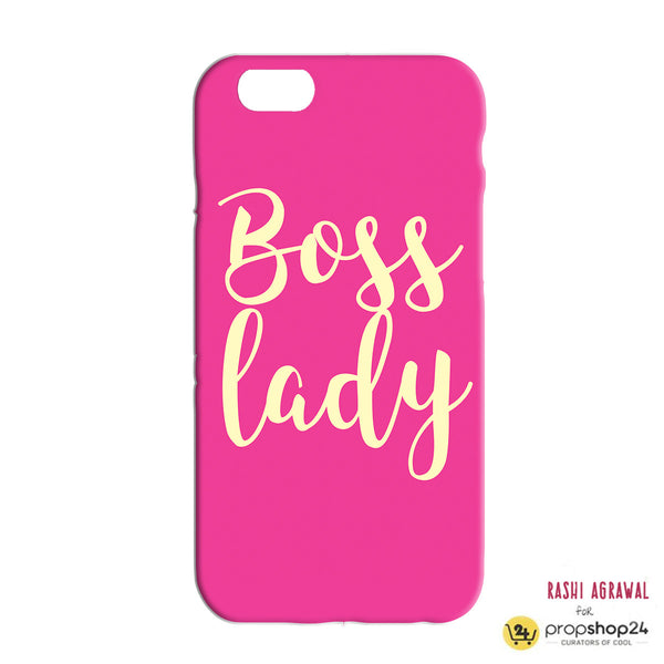 Phone Case - Boss Lady-Gadgets-PropShop24.com