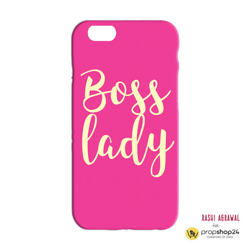 Phone Case - Boss Lady