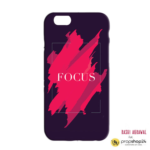 Phone Case - Focus
