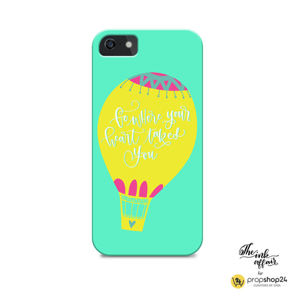 Phone Case - Go Where Your Heart Takes You-Gadgets-PropShop24.com