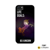 Phone Case - Life Goals-Phone Cases-PropShop24.com