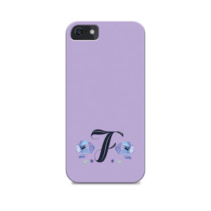 Phone Case - F - Monogram-PHONE CASES-PropShop24.com