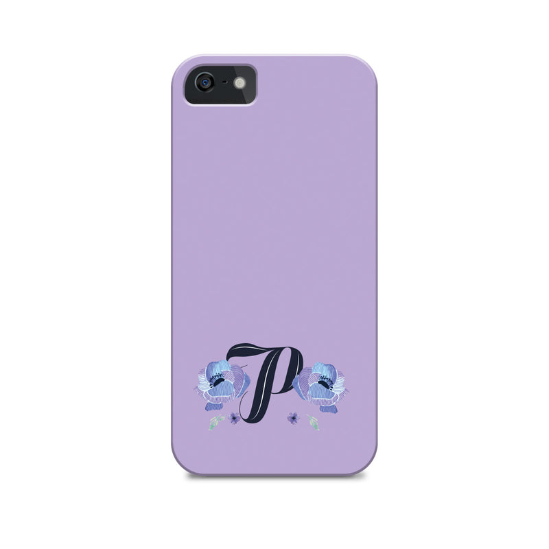Phone Case - P - Monogram-PHONE CASES-PropShop24.com