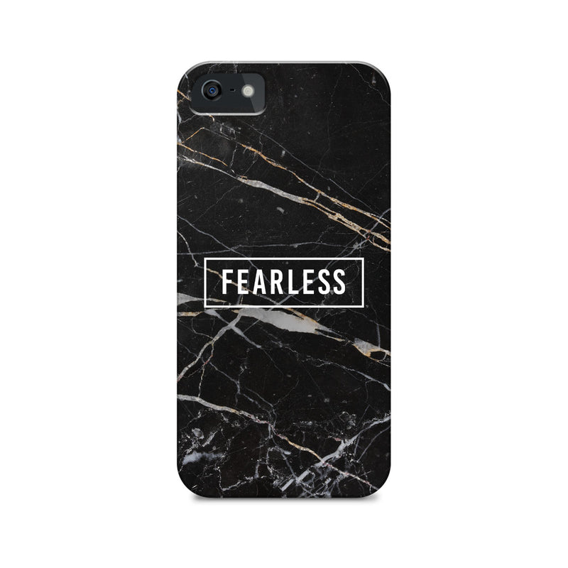 Phone Case - Marble - Fearless-PHONE CASES-PropShop24.com