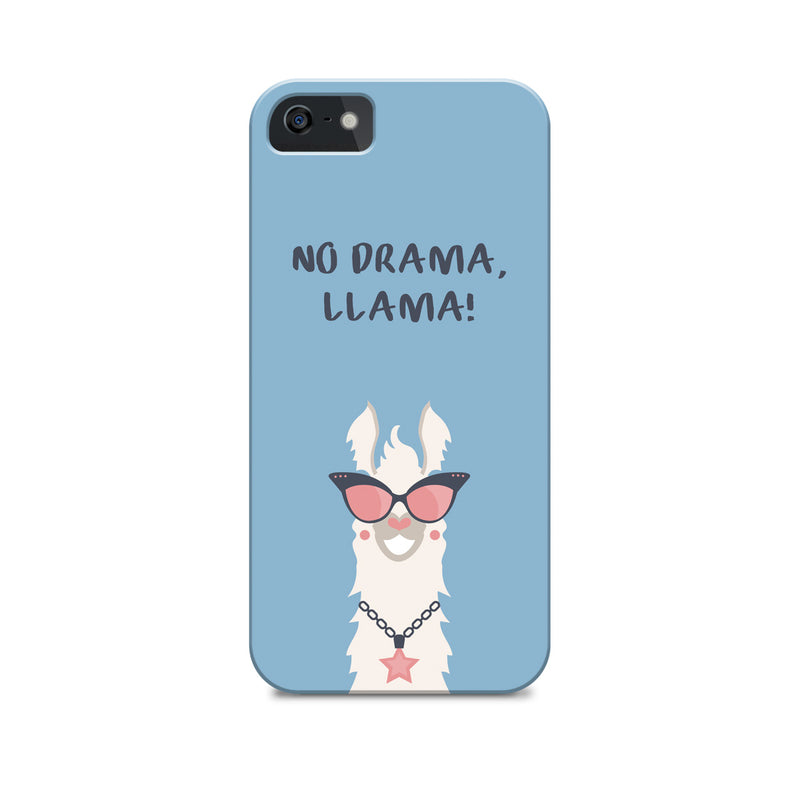 Phone Case - No Drama Llama-PHONE CASES-PropShop24.com