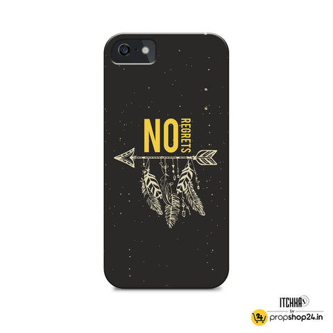 Phone Case - No Regrets-Phone Cases-PropShop24.com