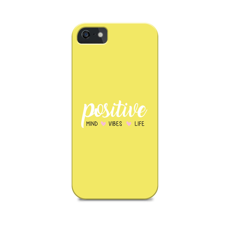 Phone Case - Positive (Mind Vibes Life)-PHONE CASES-PropShop24.com