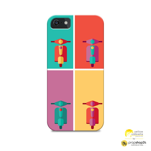 Phone Case - Scooter-GADGETS-PropShop24.com