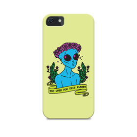 Phone Case - Too Cute For This Planet-GADGETS-PropShop24.com