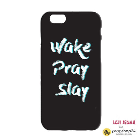 Phone Case - Wake Pray Slay