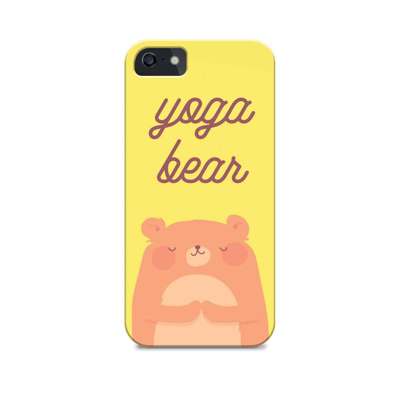 Phone Case - Yoga Bear-PHONE CASES-PropShop24.com