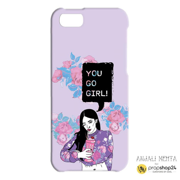 You Go Girl Phone Case - propshop-24 - 2
