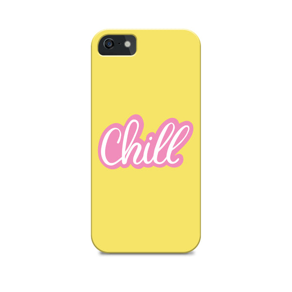 Phone Case - Chill Yellow-GADGETS-PropShop24.com