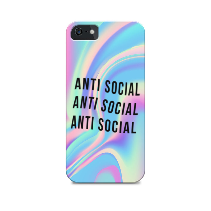 Phone Case - Trippy Anti Social-PHONE CASES-PropShop24.com