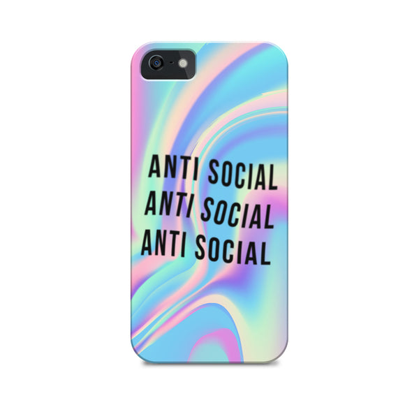 Phone Case - Trippy Anti Social-GADGETS-PropShop24.com