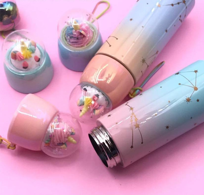 Insulated Unicorn Water Bottle-DINING + KITCHEN-PropShop24.com