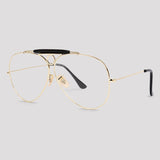 Porto Clear - Far Left Reading Glasses-FASHION-PropShop24.com