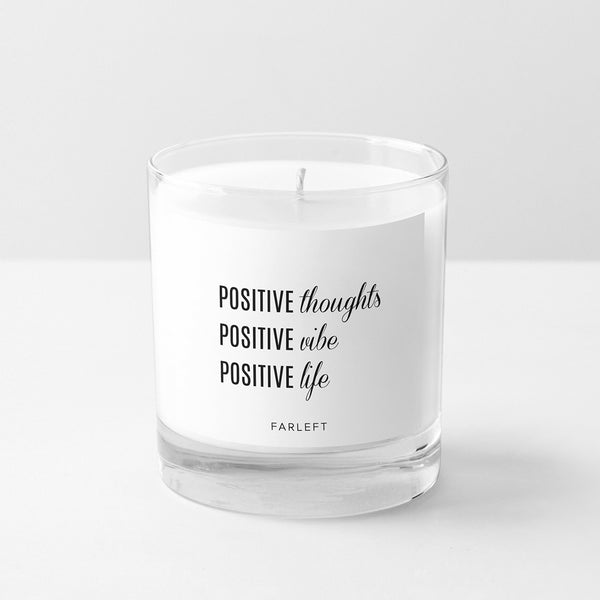 Candle - Positive-HOME-PropShop24.com