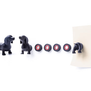 Dog Magnet - Dachshund - Assorted Colour-DINING + KITCHEN-PropShop24.com