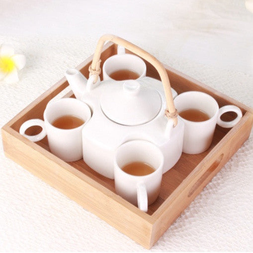 Kettle & Tea Cup Set-Home-PropShop24.com