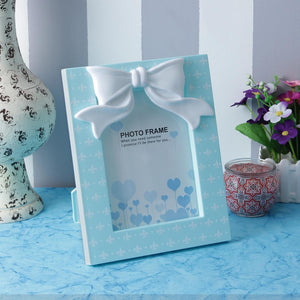 Photo Frame - Cute Bow-DESK ACCESSORIES-PropShop24.com