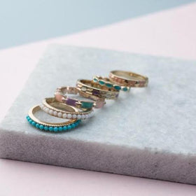 Rings - Assorted - Set of 6-JEWELLERY-PropShop24.com