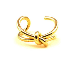 Knotted Ring-Medium-JEWELLERY-PropShop24.com