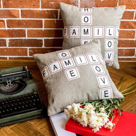 Home Family Love Cushion-HOME-PropShop24.com