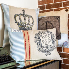 PARIS CROWN CUSHION-HOME-PropShop24.com