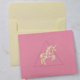 Greeting Card - Unicorn-STATIONERY-PropShop24.com