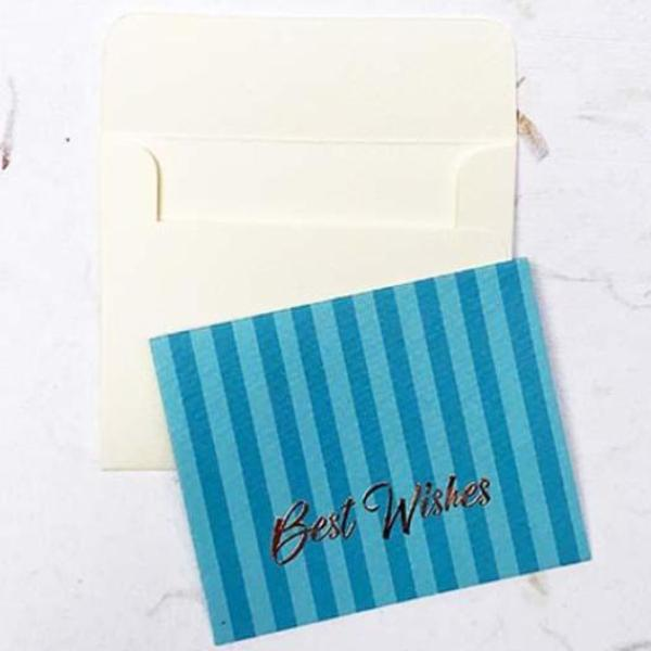 Greeting Card - Best Wishes-STATIONERY-PropShop24.com