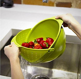 Rice / Fruit Strainer - Jumbo - Assorted-HOME-PropShop24.com