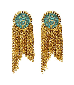 Rise and Fall Earrings-JEWELLERY-PropShop24.com