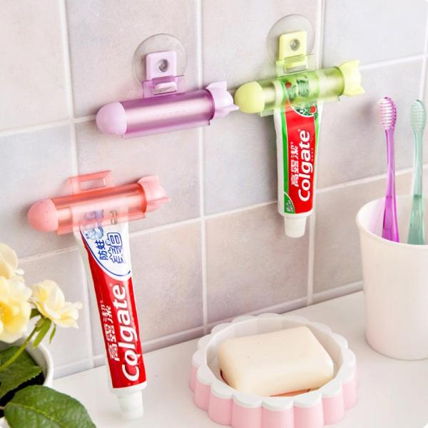 Rolling Toothpaste Squeezer - Assorted-HOME-PropShop24.com