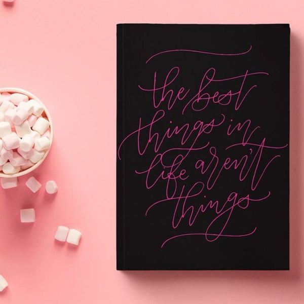 Diary - The best things in life-STATIONERY-PropShop24.com