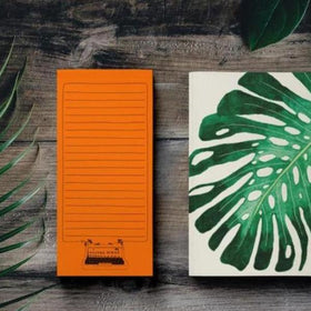 Dairy and To-do List combo - Monstera-STATIONERY-PropShop24.com