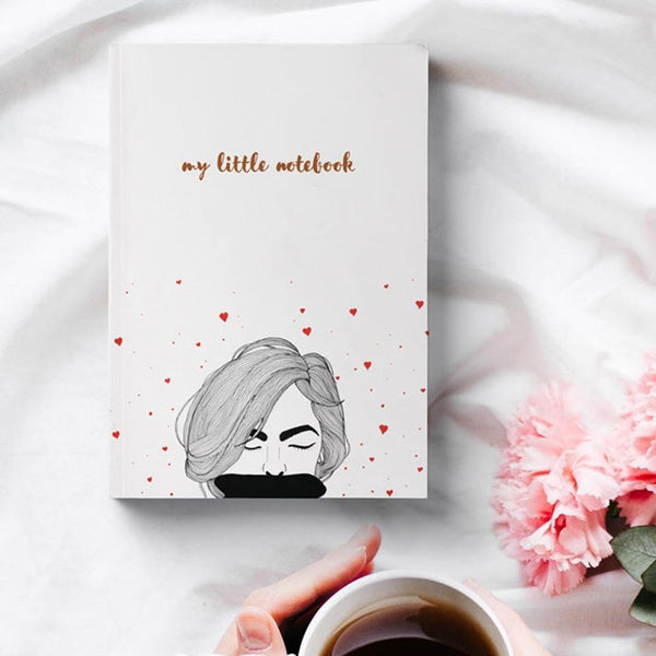 Diary - My Little Notebook-STATIONERY-PropShop24.com