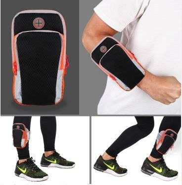 Waterproof Running Armband Pouch - Black-Personal-PropShop24.com