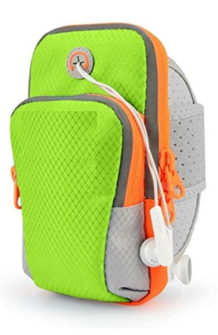 Waterproof Running Amrband Pouch - Green-Personal-PropShop24.com