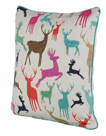 Cushion Cover - REINDEER HERD-HOME-PropShop24.com