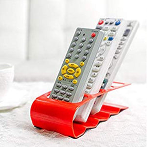 Remote Holder - Red-HOME ACCESSORIES-PropShop24.com
