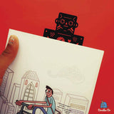 Robie The Robo Bookmark-Stationery-PropShop24.com