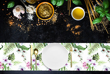 Table Runner - Floral - Victorian Bloom-DINING + KITCHEN-PropShop24.com
