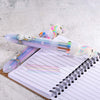 Ball Pen - Unicorn 10 in 1 - Multicolour-PENS + PENCILS + PAPER CLIPS-PropShop24.com